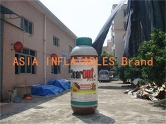 2.8m Inflatable Weed Killer Bottle
