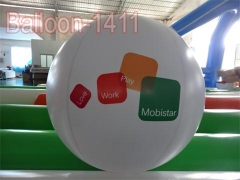 Mobistar Branded Balloon,Inflatable Emergency Tents Manufacturer
