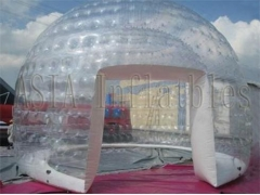 Big Double Layers Inflatable Bubble Tent