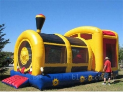 Choo Choo Inflatable Train