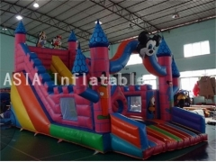 Disney Funland Inflatable Slide