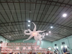 3.0m LED Lights Inflatable Star