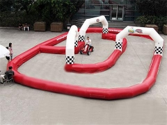 Inflatable Race Circuit