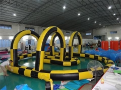 Custom Inflatable Race Track