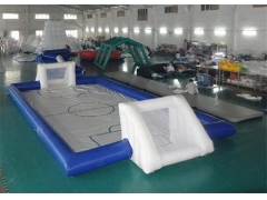 Airtight Inflatable Football Pitch