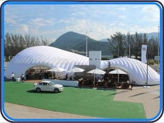 Inflatable Dome Structure