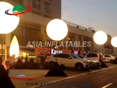 Advertising Flashing LED Standing Balloon
