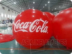 coca cola berjenama belon