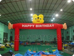 Mickey Head Inflatable Truss Arch