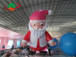 Air Sealed Inflatable Santa Claus