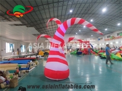 LED Lighting Christmas Inflatable Tree