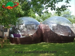Bubble Tent with Tunnel
