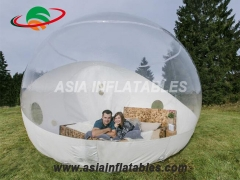 Inflatable Bubble Room