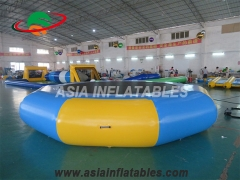 trampolin air persegi